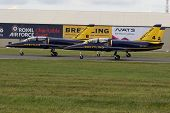Breitling Display Team Landing