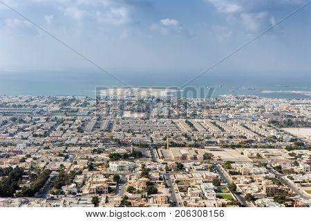 La Mer area and Jumeirah
