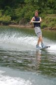 Male Wakeboarding