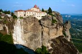 Monastery Sacred Stefan, Meteora, Greece