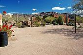 Old Tuscon Movie Set, Arizona