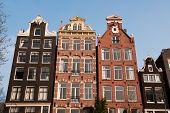 Casas de canal, Amsterdam