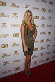 WEST HOLLYWOOD - FEB 25:  Kendra Wilkinson arriving at the OK! Magazine and BritWeek celebrate the Oscars party held at the London Hotel in West Hollywood, California on February 11, 2011.