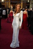 LOS ANGELES - FEB 27:  Celine Dion arrives at the 83rd Annual Academy Awards - Oscars at the Kodak T