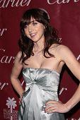PALM SPRINGS - Jan 6:  Zoe Kazan attends the 20th Palm Springs Film Festival Gala on January 6, 2009 in Palm Springs, California.