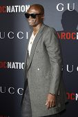WEST HOLLYWOOD - FEB 13:  Seal at the Gucci and RocNation Pre-GRAMMY Brunch in West Hollywood, Calif