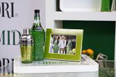 WEST HOLLYWOOD, CA - MAY 10: Midori Melon Liqueur at the Midori Melon Liqueur Trunk Show at Trousdal