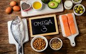 Food Rich In Omega 3 poster