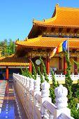 pic of hacienda  - Landmark Buddhist Temple taken in Hacienda Heights - JPG