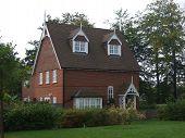 Large English House