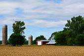 Fazenda de Midwest