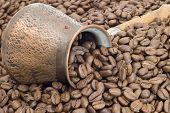 Turkish Coffee Pot.