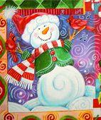 Art Snowman