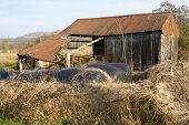 Derelict Farm Building.