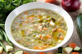 roustic soup