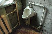 Old Toilet.