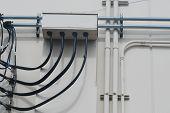 Electrical Conduit & Power Lines