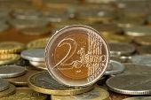 Money 011 Coin 2 Euro