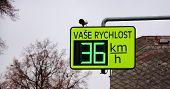 Speed Limit Radar