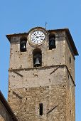 Church of St. Sisto. Viterbo. Lazio. Italy.