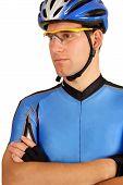 Confident Cyclist