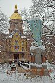 Notre Dame Admissions Building