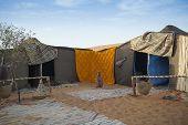 Nomadic Tent Camp