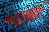 stock photo of safeguard  - Information Security  - JPG