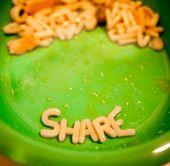 Spaghetti Message