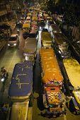 Manila Traffic Jam