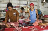 Filipino Fresh Meat Market