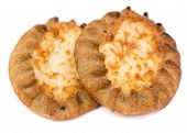 Traditional Finnish Karelian Pasties