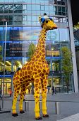 Lego Giraffe in Berlin