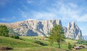 Seiser Alm,South Tyrol,Trentino,Italy