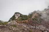 Pico do Arieiro in Madeira Island Portugal