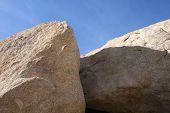 Joshua Tree National Park Granite Boulders