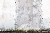 Background Grunge Exterior Old Dirty Wall