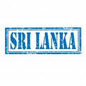 Sri Lanka-stamp