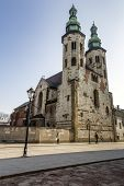 Church Of St. Andrew In Krakow