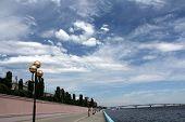 Saratov; Riverside