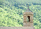 Romanesque church in spain