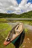 canoe in el salvador