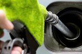 eco fuel nozzle, energy concept