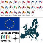 Maps Of European Union