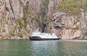 Ferry Boat Tustna, Norway