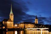 Fraumunster - Zurich