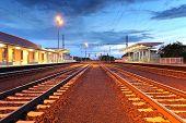 Passenger Train Station