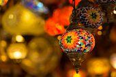 Lamps At The Grand Bazaar