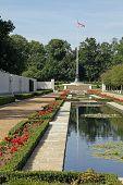 American Cemetery.