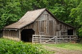 Old Wooded Barn